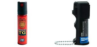 Amazon・楽天など通販でおすすめの防犯スプレー・催涙スプレーは?